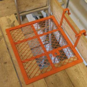 Ladder Trap Door