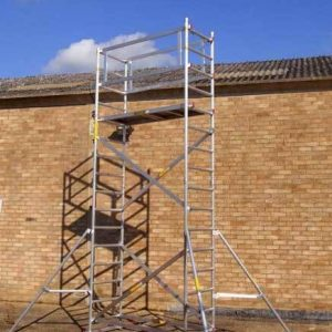 Super DIY 5 (3 In 1) Aluminium Scaffold Tower