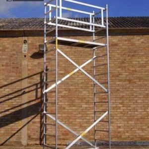 Super DIY 5+ (3 In 1) Scaffolding Tower