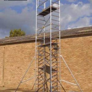 Super DIY 7 (5 In 1) Aluminium Scaffold Tower